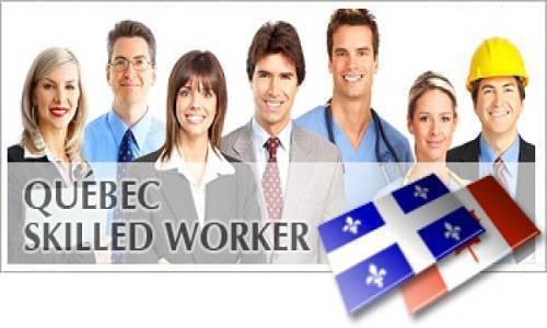 3- برنامج العمالة الماهرة المختارة في الكيبيك Quebec-Selected Skilled Worker Program