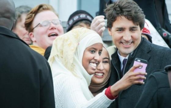 كيف يعيش المسلمين في كندا